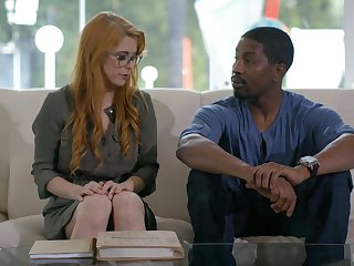 Bodkin milf with perfectly shaped conclave Penny Pax goes sulky for the foremost time