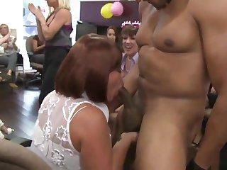Post MILF cocksucking lucky stripper