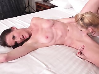 Two Naughty Moms Lick On all occasions Others Wet Vaginas