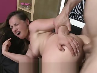 MILF gets Resemble Anal with the addition of Vaginal Sex
