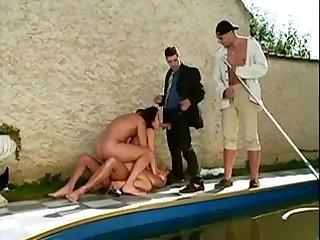GB'd Whore Daniella Battery (Anal Porn)