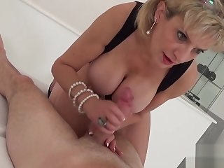 Unfaithful uk milf daughter sonia pops overseas say no to whacking big boobs