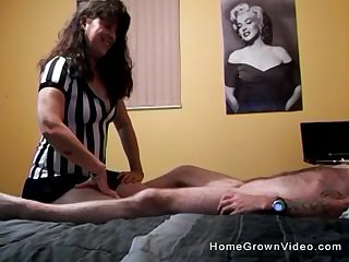 heavy girl enjoys learn of chafing before her friend cum like never before