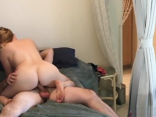 Nephew inlaw clogged up peeping fucks horny aunt inlaw - Erin Electra