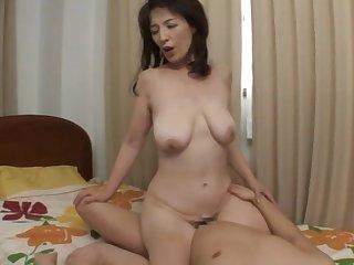 Japanese milf sex 001