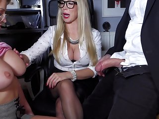 Sienna Day - Hot Neonate Office Mom I´d Like To Fuck and young and CEO 1 - sienna day