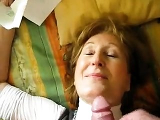 Hairy Italian of age amateur pov