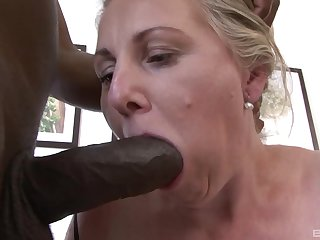 After heavy vibrator Nicol is skinned for a hard fuck with say no to glowering friend