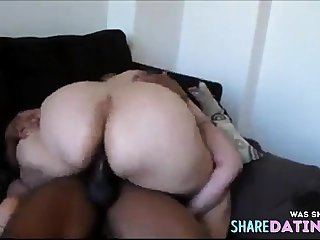 Thick Frightened Bone MILF getting IT