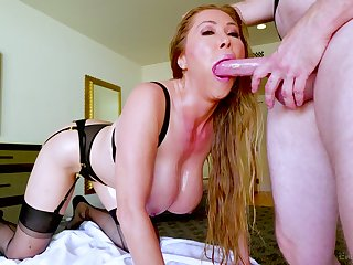 Beautiful people Asian POV wide smashing Kianna Dior