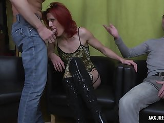French Porn - Defonce innovative pour Elodie - housewife