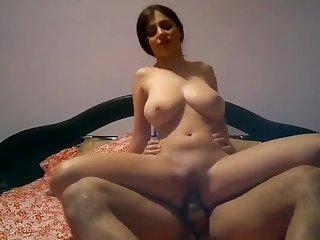 Hot Couple Webcam Show Lovemaking