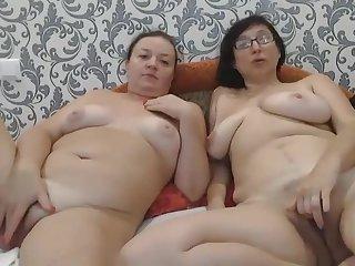 Lesbiana madurita