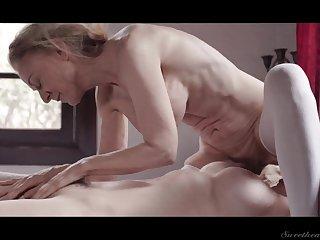 Matured ladies beware blowing lesbian porn scene