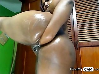 Latina fists will not hear of BBW aggravation on cam