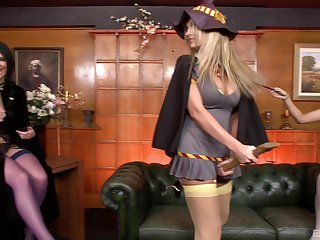 Natasha Marley and Lauren Rosario in a pornstar FFM threesome