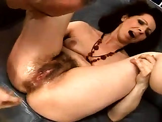Close close by fucking for a hairy pussy