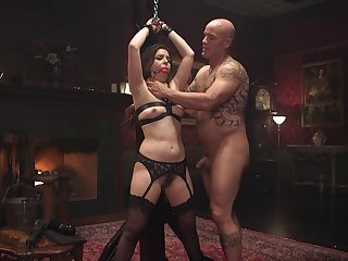 Rough domination and BDSM be useful to the slaved girl