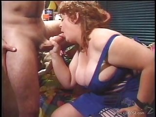Mature bbw with broad in the beam tits enjoys getting say no to hairy pussy drilled hardcore