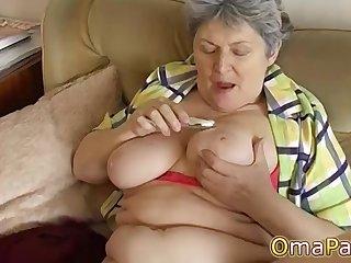 OmaPasS Homemade Granny Videos Collection
