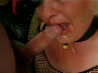 Never one in say no in said sexual congress this BBW is an eager slut and she's got skills