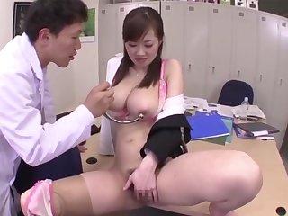 [LT18] JUFD-312 - Izumi Kanno Yuki Copyist Overflowing With Cack-handed Incontinence Shame