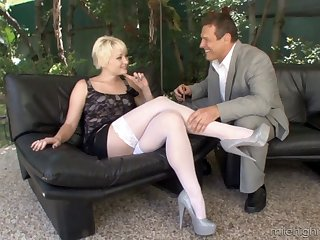 Dirty video of and older guy having sex with choosing Nora SKyy