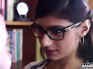 BANGBROS - Mia Khalifa is Back increased by Sexier Than Ever! Detention It Out!